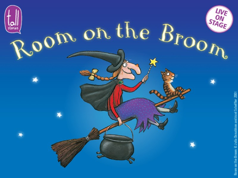 Tall Stories: Room On The Broom Live On Stage